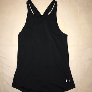 UNDER ARMOUR tank top with open back